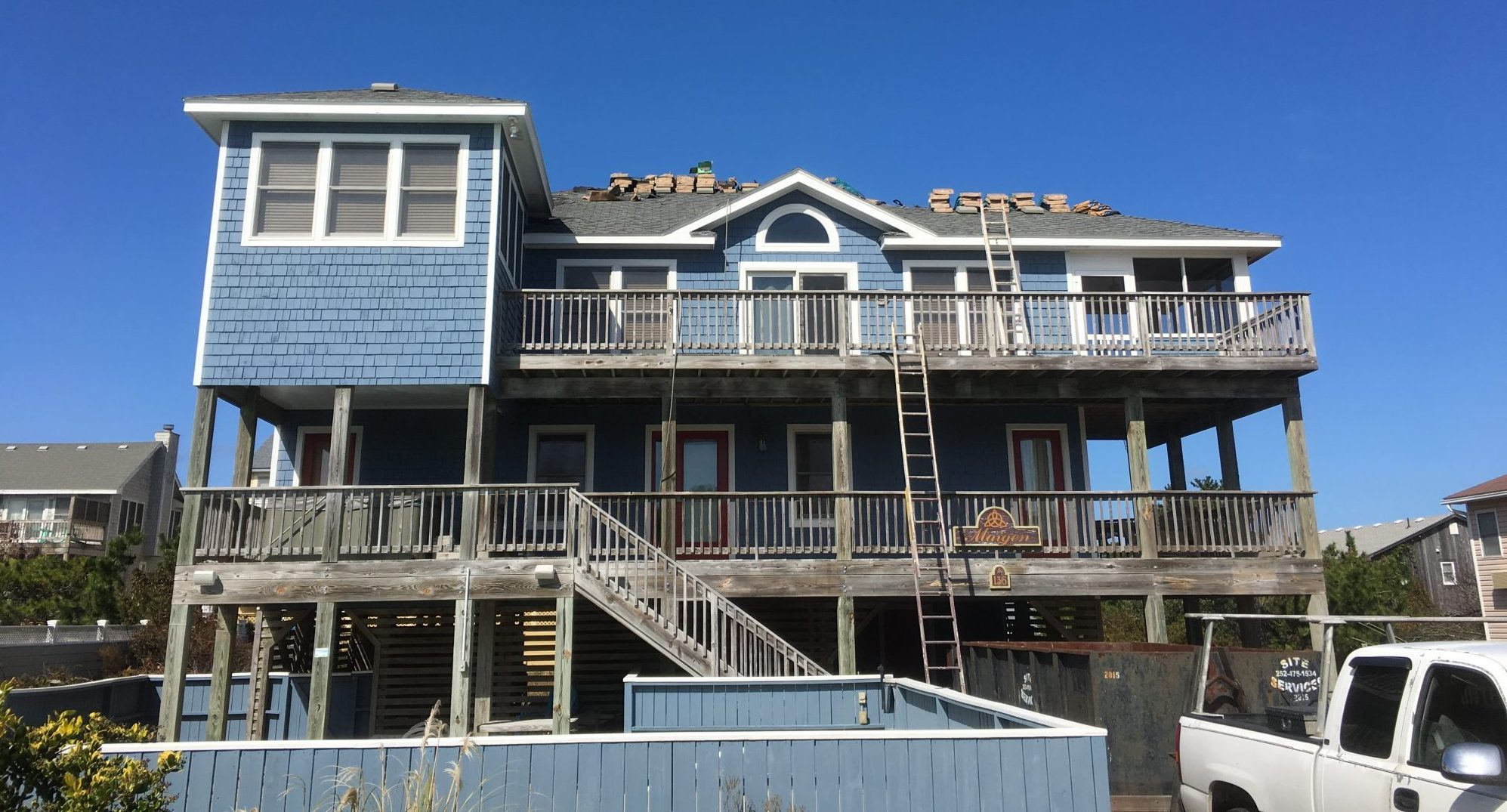 Roofing Contractor Outer Banks, Jesus Recinos